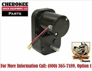 Saltdogg buyers Products 3009995 Auger Gear Motor For Shpe0750 1000 1500 2000