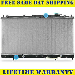 Radiator For 2000 2006 Chrysler Sebring Mitsubishi Eclipse Dodge Stratus L4 V6
