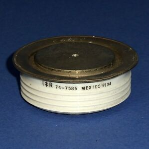 International Rectifier Thyristor Module 74 7585