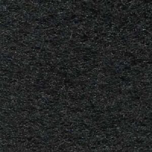 Ozite Black Flexible Unbacked Automotive Carpet 18 Oz 80 Wide By The Yard
