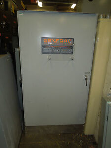 Generac Ctts Closed Transition Automatic Transfer Switch 1000a 3p 480v Used E ok