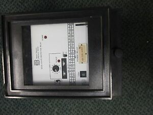 Basler Solid State Protective Relay Be1 32r Power Relay Used