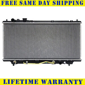 Radiator For 1995 1998 Mazda Protege L4 Lifetime Warranty Fast Free Shipping