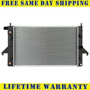 Radiator For 1994 2202 Saturn Sc1 Sc2 Sl Sl1 Sl2 Sw2 Sw1 1 9l Fast Free Shipping