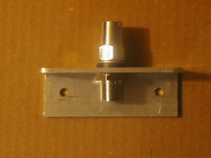 Universal Customized Cb Antenna Mounting Bracket With So 239 Stud