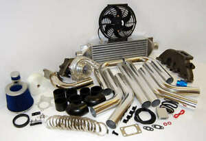 Volkswagen Vw Vr6 Cast T3t4 Turbo Charger Kit