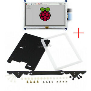 5 Inch Hdmi Lcd Bicolor Case Supports Raspberry Pi Banana Pi Beaglebone Black