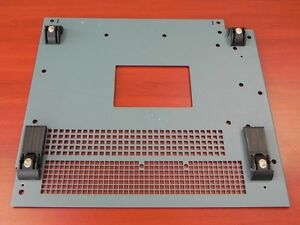 200 4280 00 Tektronix Cover Bottom 0 050 Sheet Metal