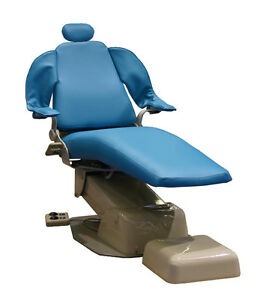 Westar 2001 Dental Electromechanical Patient Exam Chair W Sling Upholstery