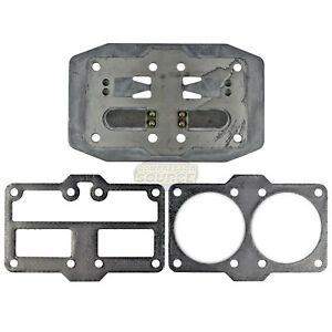 Industrial Air Compressor Ila3606056 Or 755h Valve Plate Gasket Kit 043 0180