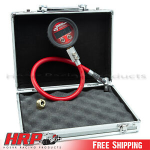 Longacre pro Digital Tire Pressure Gauge 0 60 Psi 53000