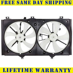 Radiator Condenser Cooling Fan For Toyota Fits Camry 2 4 L4 4cyl To3115151