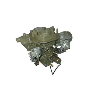 Ros 1983 Ford 1 6l Engines With Automatic Trans 2 Barrel Holley Carburetor