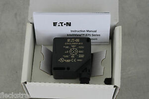 Eaton E76clrmkpm12 Color Sensor 45mm New