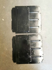 1957 Chevy Bel Air 2 Door Sedan Rear Armrest Panels