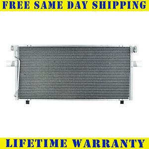 Ac A c Condenser For Nissan Fits Altima 2 4 L4 4cyl 4894