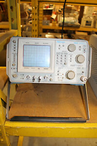 Tektronix 492p Programmable Spectrum Analyzer