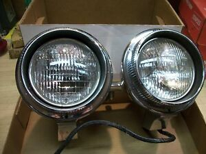 1960 61 62 63 Chrysler Imperial Headlights Very Nice