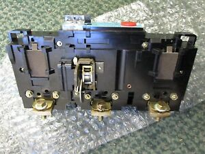 Ge Record Circuit Breaker Trip Unit 630a 3p New Surplus