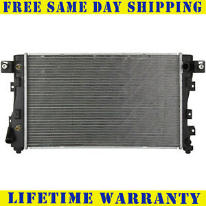 Radiator For 1993 1997 Dodge Intrepid Chrysler Concorde New Yorker Lhs 3 5 3 3