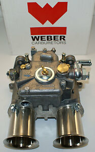 Weber 45 Dcoe Carburetor 45dcoe European Weber Carb New Genuine Weber Dcoe