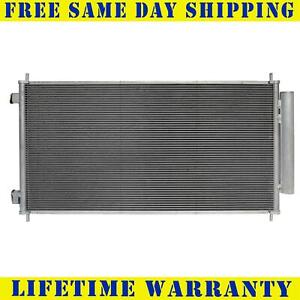 Ac A c Condenser For Honda Fits Cr v 2 4 L4 4cyl 3599