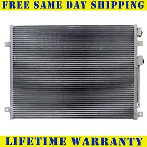 Ac A c Condenser For Dodge Fits Durango V8 4 7 5 2 5 9 4930