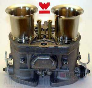 48 Idf Weber Carburetor Genuine European Made In Spain 48idf By Redline