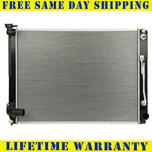 Radiator For 2007 2010 Toyota Sienna 3 5l Lifetime Warranty Fast Free Shipping