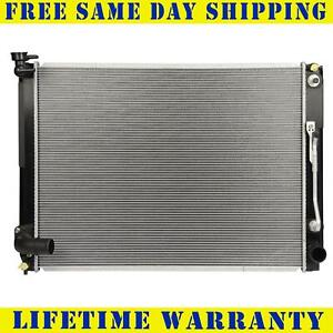 Radiator For Toyota Fits Sienna 3 5 V6 6cyl 13076