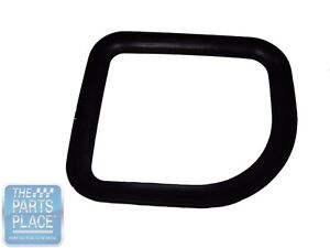 1970 76 Pontiac Trans Am Shaker Seal Molded Rubber