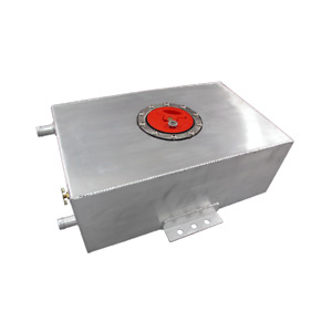 Ice Box Tank Reservoir Air To Water Intercooler 4 Gal