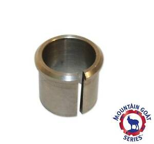Tapered Tie Rod End To Spindle Adapter Sleeve Jeep Jk Wrangler Gm 1 Ton