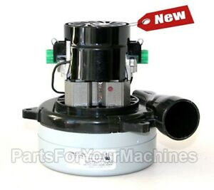 Oem Vacuum Motor 120v For Clarke Bext 150h Electric Carpet Cleaner 44906a