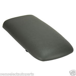 Oem New 2001 2002 Ford Explorer Sport Trac Center Console Arm Rest Lid Graphite