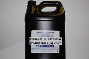 S 460 05 Kaeser Equivalent 8000 Hour 1 Gallon Synthetic Rotary Compressor Oil