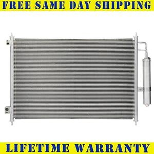 Ac A c Condenser For Nissan Fits Rogue 2 5 L4 4cyl 3680