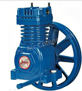 Bare Replacement Pump With Head Unloaders Emglo Fu Jenny 421 1002 Single Stage