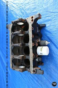 1992 Mazda Miata Mx 5 Factory Oem Bare Engine Block Assembly 6017