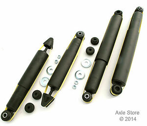 4 New Shocks Full Set Oe Replacement Ltd Lifetime Waranty 84 96 Bronco