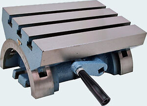 5 X 7 Tilting Table For Milling Machines