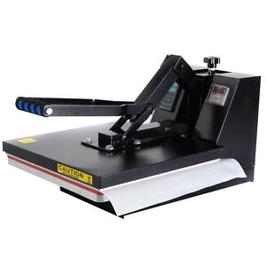 Heat Presses Transfer T shirt Sublimation Machine Digital Clamshell 15 X 15