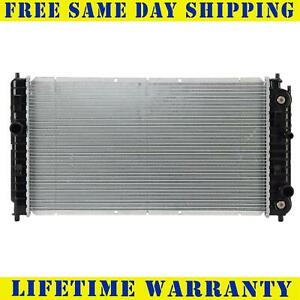 Radiator For 1997 2005 Oldsmobile Cutlass Pontiac Grand Am Chevy Malibu 2 4l 3 1
