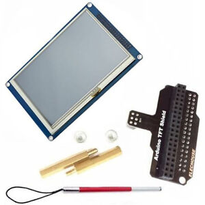 5 Tft 800 480 Sd Touch Module With Shield for Arduino Due And Taijiuino Due