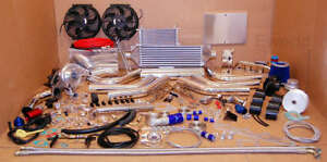 2004 For Chevy Ecotec 2 4 2 2 2 0 Turbo Charger Kit Gm Saturn Intercooler