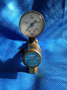 L tec R 50 mig 580 Inert Gas Regulator