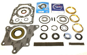 Jeep Cj T150 3 Speed Transmission Bearing Kit With Synchro Rings Bk122ws