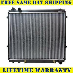 Radiator For 2001 2007 Toyota Tundra Sequoia V8 4 7l Lifetime Warranty
