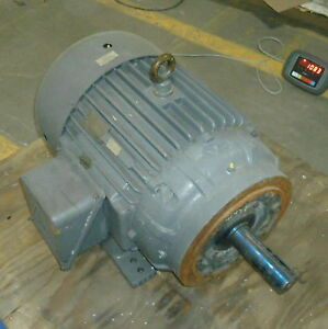 Delco 60hp 3 phase Ac Motor 4g7154