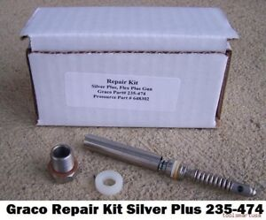 Aftermarket Gun Repair Kit For Graco Airless Paint Sprayer 235 474 235474